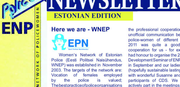 Women's Network of Estonian Police