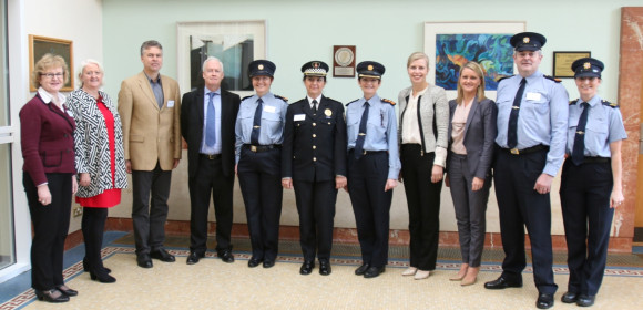 Seminar: Gender, Diversity and Police Leadership