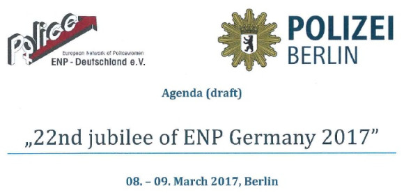 22nd jubile of ENP Germany 2017
