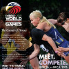 The 2015 World Police & Fire Games. Fairfax County, Virginia USA. June 26, and July 5, 2015